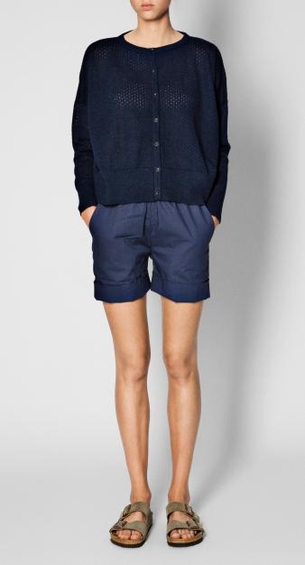 Aiayu_2018_VOL_1_Wear_shorts long_navy